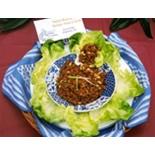 Asian Barbequed Turkey Lettuce Wraps – TypeFree Diabetes