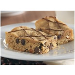 Chocolate Chip And Nut Blondie Cake Bars – TypeFree Diabetes