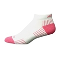 Ecosox Diabetic Bamboo Lo-Cut Socks White/Pink – TypeFree Diabetes