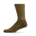 Ecosox Diabetic Bamboo Crew Socks Khaki – TypeFree Diabetes