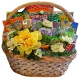 Vegetarian Delight Healthy Diabetic Gift Basket- TypeFree Diabetes
