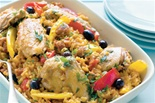Rice with Chicken, Spanish Style – TypeFree Diabetes
