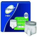 Tena Men's Super Plus Protective Underwear, All Sizes – Pack 12/14 – TypeFree Diabetes