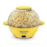 Toastess TCP-615Y Cinema 6-Quart Popcorn Maker- TypeFree Diabetes