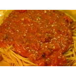 Vegetarian Spaghetti Sauce – TypeFree Diabetes